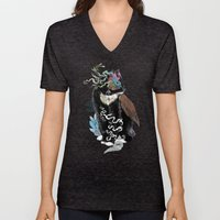 Black Magic Unisex V-Neck