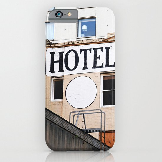 H OTEL iPhone & iPod Case