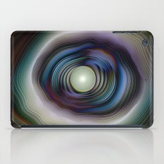 Agate and Pearl - Fractal Fantasy iPad Case