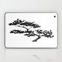 Bonzai Tree On White Bac… Laptop & iPad Skin