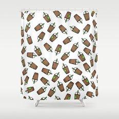Bev Fresh Pattern Shower Curtain