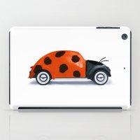 Lady Beetle iPad Case