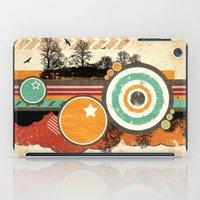 Retro Mash Up. iPad Case