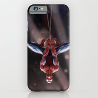 iPhone & iPod Case featuring Spidey by Andy Fairhurst Art