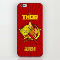 Asgardian Revolution: TH… iPhone & iPod Skin