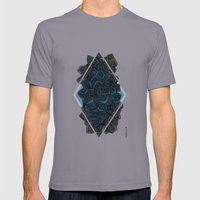 - Artefact - Mens Fitted Tee Slate SMALL