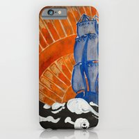 iPhone & iPod Case featuring The Abyss  by Emily Storvold