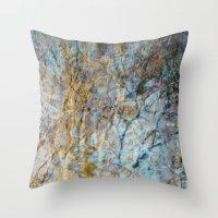 Fragility - Tree Dream S… Throw Pillow