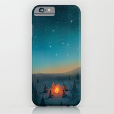 Campfire iPhone 6s Slim Case