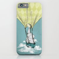iPhone & iPod Case featuring Airborne  by Anwar Rafiee