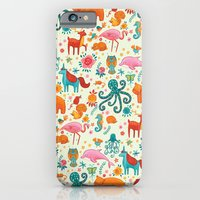 iPhone & iPod Case featuring Fantastical by Emma Randall
