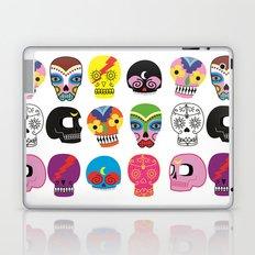 fiesta de calacas Laptop & iPad Skin