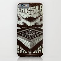iPhone & iPod Case featuring Pyramid Scheme by Killer Napkins