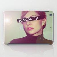 Modern Romance iPad Case