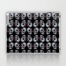 skull. Laptop & iPad Skin