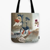 You Moidered My Wife! Tote Bag
