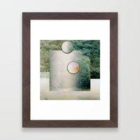 E/Eb Framed Art Print