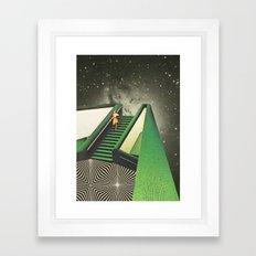 Délica Framed Art Print