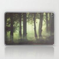 Wispy Forest Mists Laptop & iPad Skin