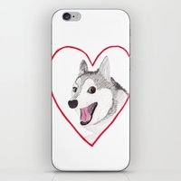 Valentine iPhone & iPod Skin