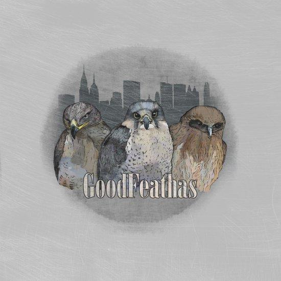 GoodFeathas Canvas Print