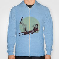 Pinned-Up Entrails  Hoody