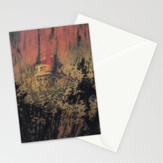 when nobody it's here Stationery Cards