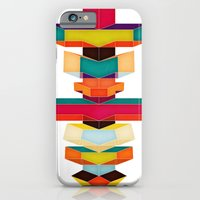 iPhone & iPod Case featuring I am Here by Anai Greog