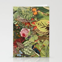 Garden Quote Stationery Cards
