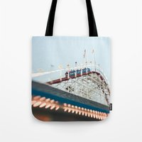 Summer Thrills Tote Bag