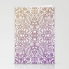 Decorative Pattern 2 Stationery Cards