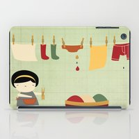 Busy iPad Case