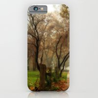 iPhone & iPod Case featuring The Way Home by Amything Goes