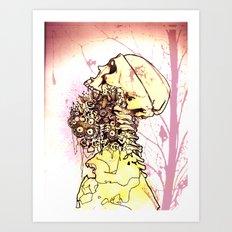 Mourning Dew Art Print