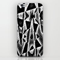 Chip on your Shoulder iPhone & iPod Skin