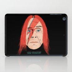 Iggy Stardust iPad Case