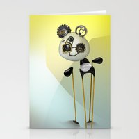 YellowPanda Stationery Cards