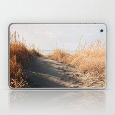 Trail to the beach Laptop & iPad Skin