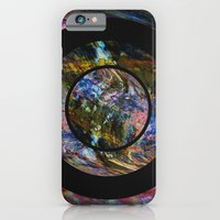 Space Marble iPhone 6 Slim Case
