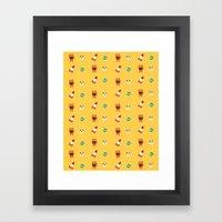 ChuChu Rocketto Framed Art Print
