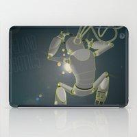 Quantum Magic iPad Case