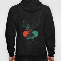 Girl with Horns Hoody