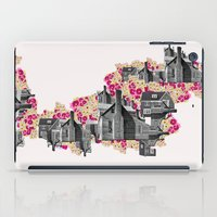 FILLED WITH CITY II iPad Case