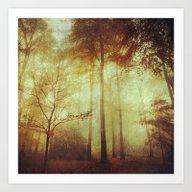Art Print featuring Fall Meditations by Dirk Wuestenhagen Im…