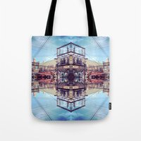 The Art Alley Tote Bag