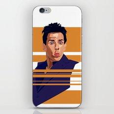 Derek Zoolander iPhone & iPod Skin