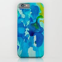 iPhone & iPod Case featuring Topography by DuckyB (Brandi)