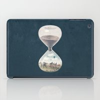 There's A City Where Time Stopped Long Ago iPad Case