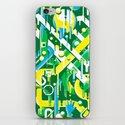 Brazil iPhone & iPod Skin