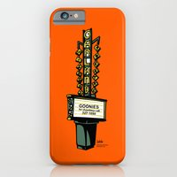 The Garland Theater, Spokane, WA iPhone 6 Slim Case